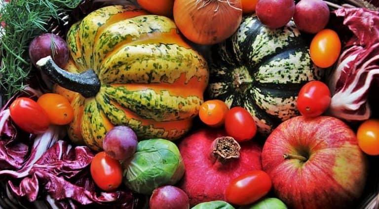 des légumes pour perdre du poids après 50 ans