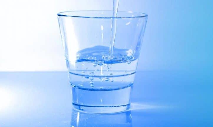 verre d'eau pour maigrir naturellement sans régime