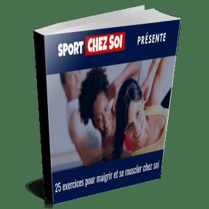 25 exercices pour maigrir et se muscler - ebook 300px