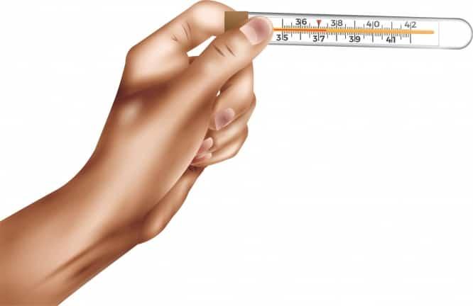 augmenter sa température avec l'échauffement musculaire