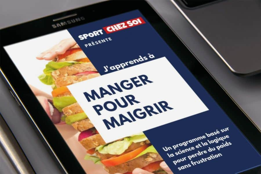 Programme perte de poids rapide Manger pour Maigrir..