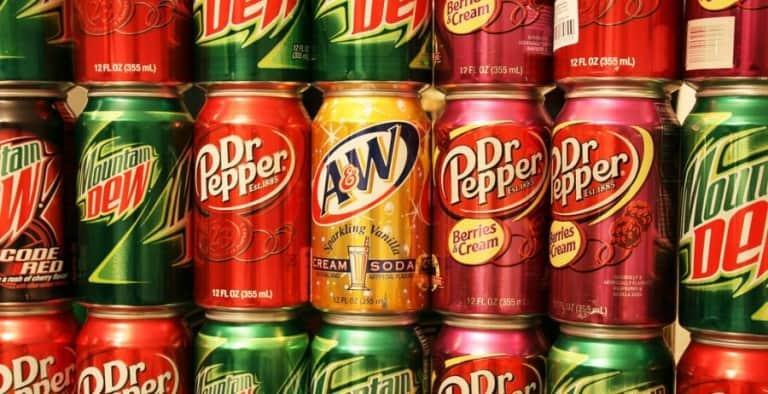 Les sodas à supprimer pour perdre du ventre