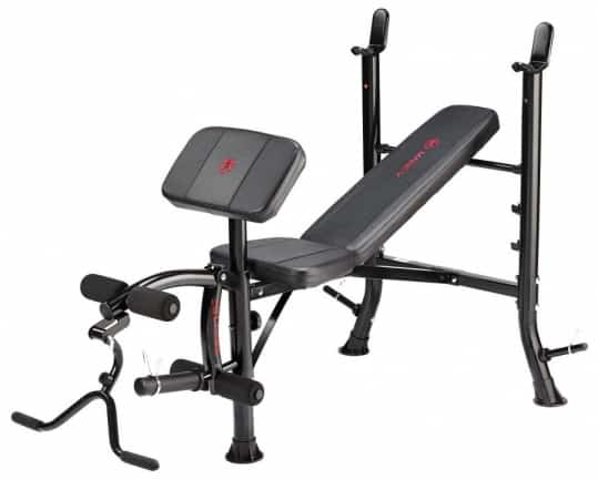 Banc de musculation complet Marcy BE1000