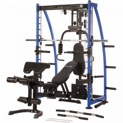Banc de musculation complet Maxxus multipresse smith machine