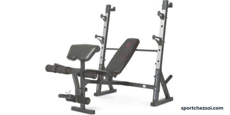 banc de musculation complet