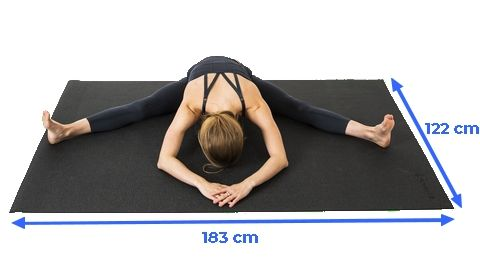 meilleur tapis de yoga et gym pour la maison