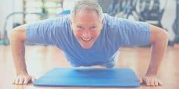 Gym pour seniors - Que faire après 60 ans ?