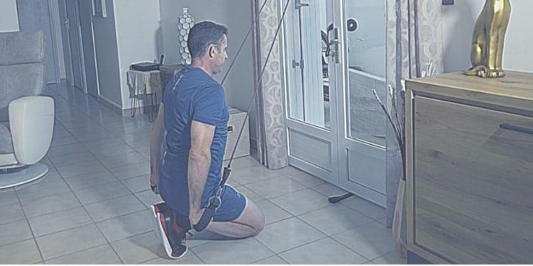 Élastique musculation : Programme 30 exercices