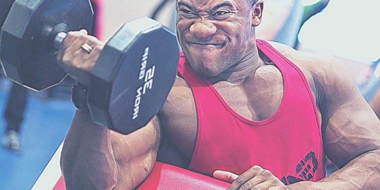 Trouvez le bon volume pour votre séance de musculation à la maison