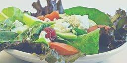 recette végétarienne protéinée