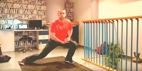 16 exercices de sport à la maison et au bureau