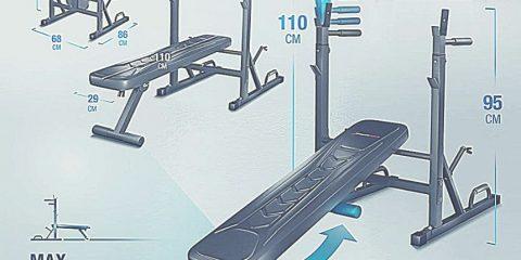 Découvrez un banc de musculation pas cher et complet
