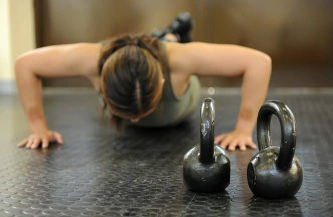 cherchez l'amplitude dans les exercices de musculation