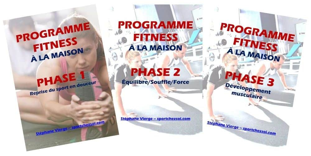 Programme fitness maison pour perdre du poids rapidement
