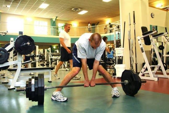 Sécurité des exercices de musculation