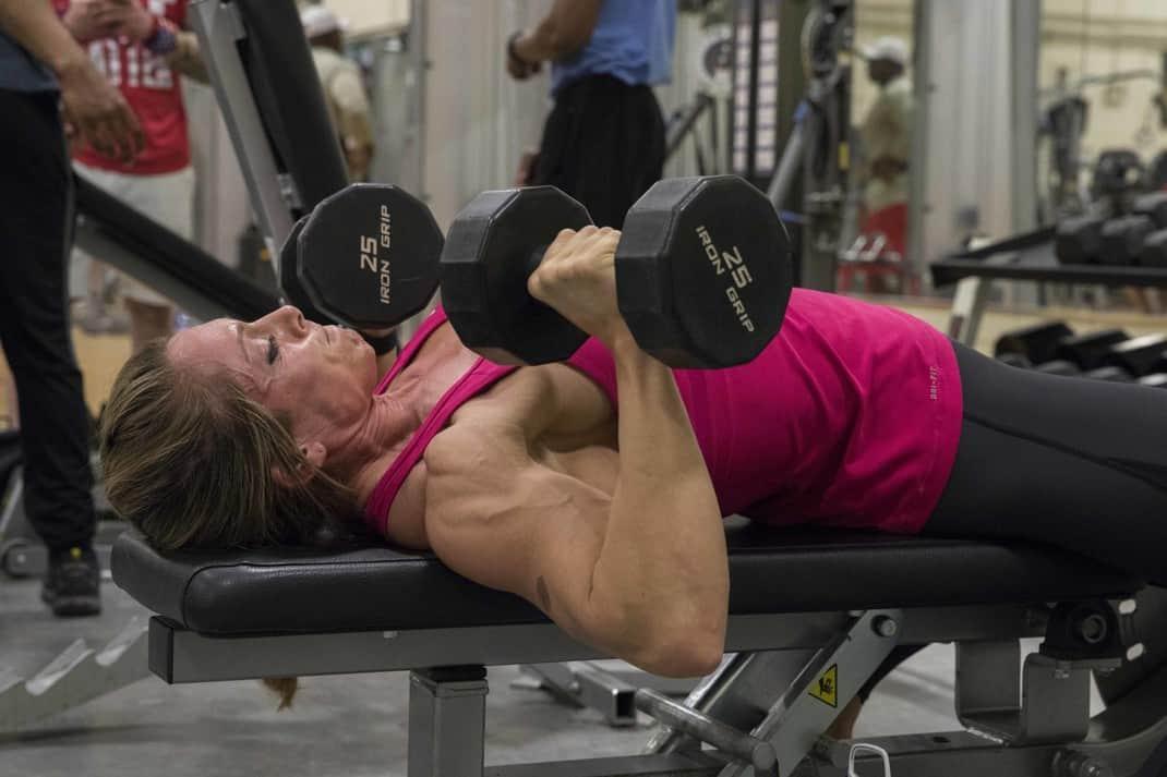 préparation physique générale femme
