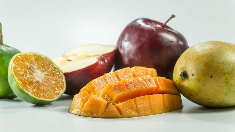 Jus de fruit comme base de sa boisson isotonique maison