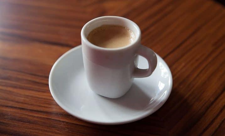 café pour se motiver à faire du sport après le travail