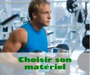 Choisir son matériel de sport