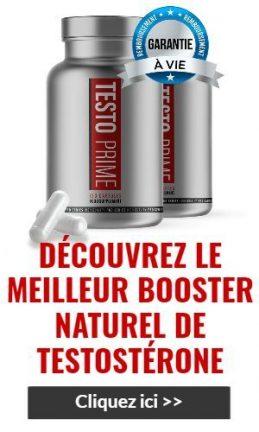 TestoPrime France - augmenter la testostérone naturellement