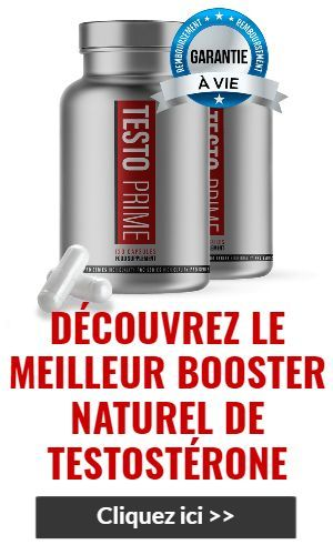 TestoPrime France - augmenter la testostérone naturellement