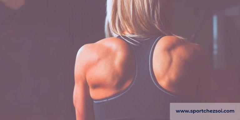 meilleurs exercices du dos avec haltères
