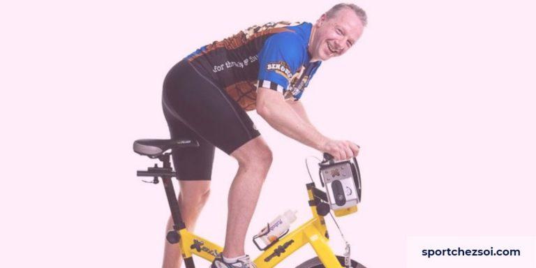 faire du vélo d'appartement