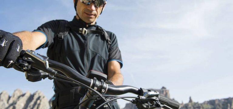 navigation GPS vélo